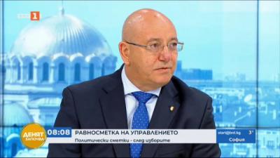Екоминистърът Емил Димитров: Изпълнил съм всичко и не дължа на никого нищо