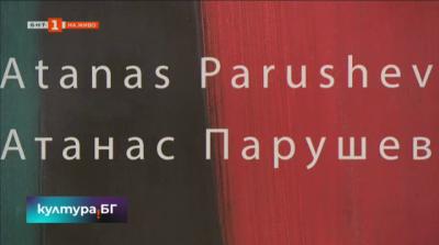 """Изложба на Атанас Парушев в """"Квадрат 500"""""""