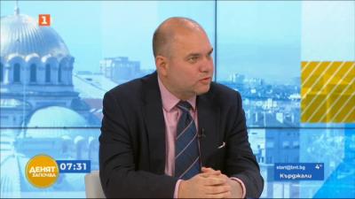 Владислав Панев, ДБ: Трябва да освободим държавата от Борисов и ГЕРБ