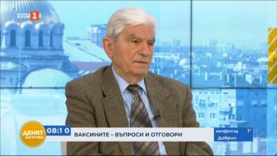 Акад. Богдан Петрунов: Масовата имунизация е основата на бъдещето ликвидиране на тази епидемия