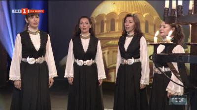 """""""Тебе поем"""" в изпълнение на хора на Ансамбъл Филип Кутев"""""""
