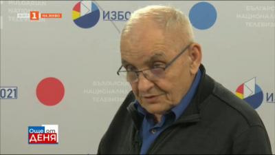 Димитър Димитров: Рекорден брой са гласувалите в чужбина
