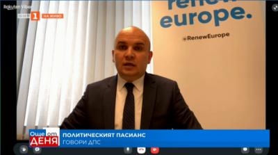 Илхан Кючюк: Двете основни политически сили нямат правото да управляват