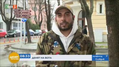 Явор Янакиев - 100 кила: Днес е денят без опрадвания - ако искаш промяна, гласувай