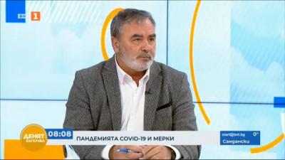 Кои са рисковите групи при ваксинирането с Астра Зенека - говори доц. Ангел Кунчев