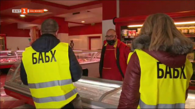 Започнаха проверки на агнешкото месо в магазините преди Великден