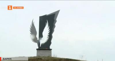 Скулптурна композиция във Варна ще напомня да шофираме разумно