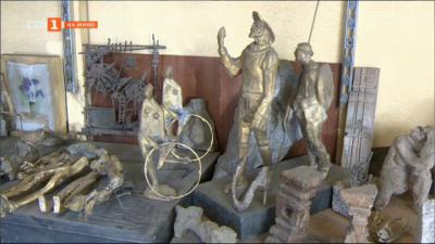 До Китай и назад – историята на скулптура Георги Георгиев