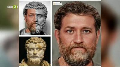 Как биха изглеждали императорите днес?
