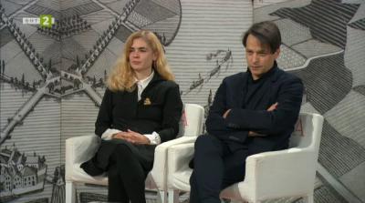 Спектакълът Хиджиката, самураят от Севера на Ани Васева и Боян Манчев