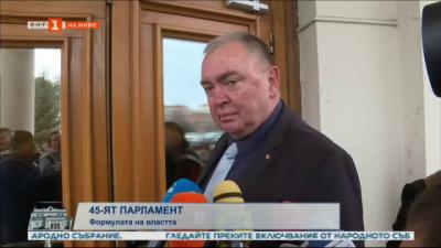 Георги Михайлов, БСП: Най-важната цел е интересът на нацията