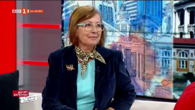 Проф. Велизарова: 2 млн. българи могат да се ваксинират до октомври-ноември