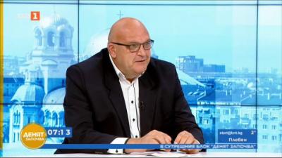 Николай Брънзалов: Няма да има пик на заразени след изборната нощ