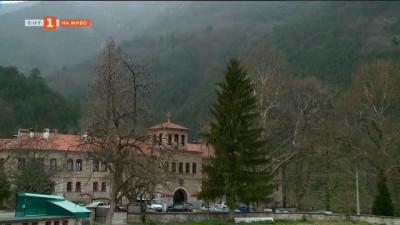 Подготовка за Великден в Бачковския манастир