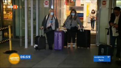 Първите за сезона туристи от Израел пристигнаха във Варна