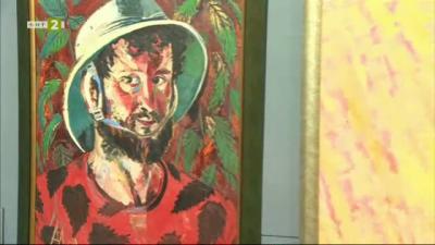 Изложба на Андрей Даниел в Софийската градска художествена галерия