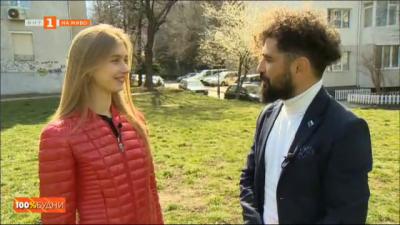 Саша Фейгин върна надеждата на българското фигурно пързаляне