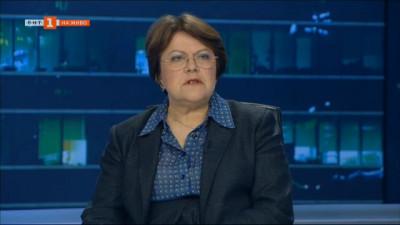 Татяна Дончева:  По-вероятно е да има предсрочни избори, отколкото да няма