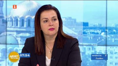 Евгения Алексиева, ГЕРБ: Национално отговорно е да направим предложение за състав на правителство