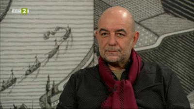 Валентин Ангелов – пътуващият с картини художник