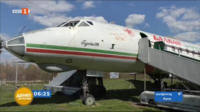 Нов живот за самолета ТУ-134