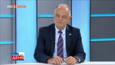 Ген. Атанасов: Мнозинството в пленарната зала се формира спонтанно
