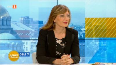 Екатерина Захариева: Новите лица в парламента имат една цел - саморазправа