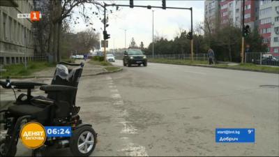 Сигнали за недостъпна градска среда във Варна
