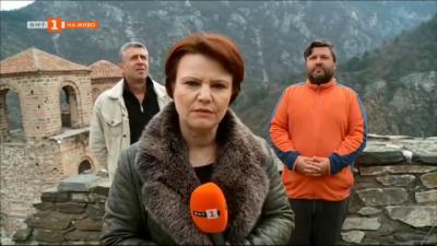 Асенова крепост - предпочитаното място за туризъм