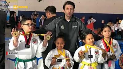 Треньор по таекуон-до създава шампиони на два континента