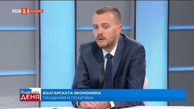 Петър Ганев: Най-големият проблем е в институциите и върховенството на закона