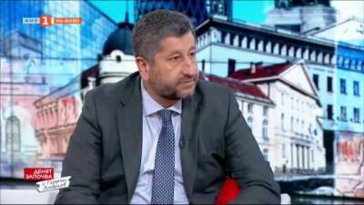 Христо Иванов: Демократична България ще положи всички необходими усилия за съставяне на правителство