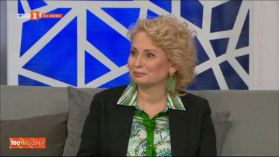 """Катерина Хапсали с нова книга """"Хора"""""""