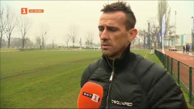 Веселин Минев за конгреса, за българския футбол и мястото на чужденците в него