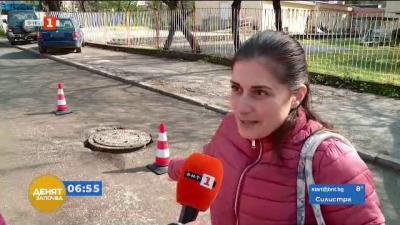За пореден път: Кола пропадна в необезопасена шахта в Пловдив