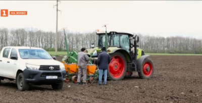 Започна сеитбата в община Добрич. Кои реколти ще са предпочитани тази година?