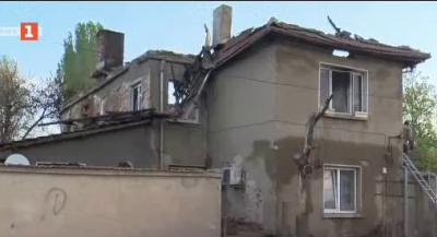 Пожар унищожи три жилища в квартал Орландовци в София