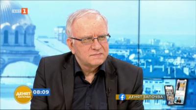 Цветозар Томов: Решението да се гласува само с машини ще е едно от най-големите предизвикателства на следващите избори