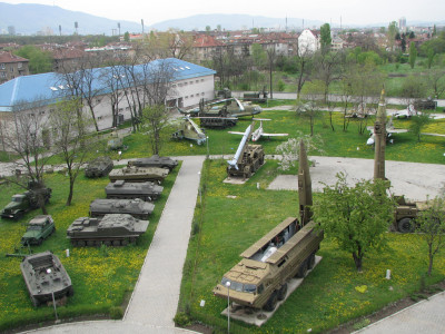 Ден на отворените врати в Националния военноисторически музей