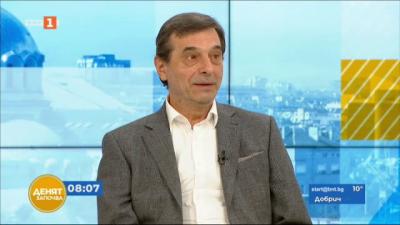 Димитър Манолов: Не ни се случи тази безработица, която можеше да стане