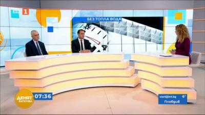 """Топлофикация: Ремонтите в """"Дървеница"""" и по ул. """"Шишман"""" са заради старата и амортизираната топлопреносна мрежа"""