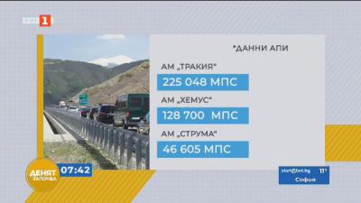 Агенция Пътна инфраструктура за движението по празниците
