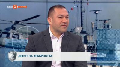 Кубрат Пулев: За мен храбростта е любов