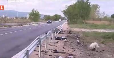 След тежката катастрофа в Пловдив, при която загинаха трима души