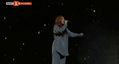 Първата репетиция на Виктория на сцената на Евровизия 2021