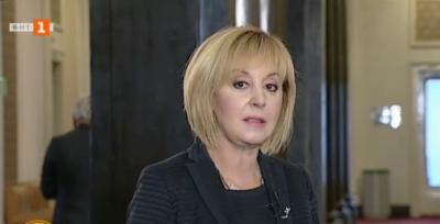 Мая Манолова: Новите партии имат устойчив тренд нагоре
