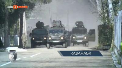 Парад на машините в Казанлък