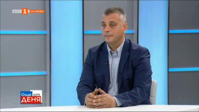 Юлиан Ангелов: За нас определящо е да защитим националния интерес
