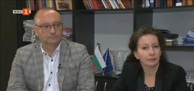 Срещу закриването на Специализирания съд - Мариета Райкова и Георги Ушев