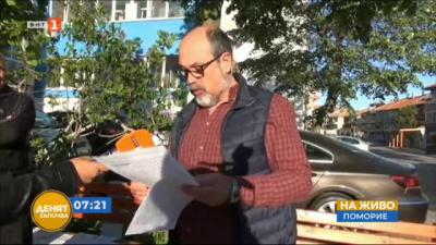 Спор между ВИК и етажна собственост в Поморие за поставянето на общи водомери